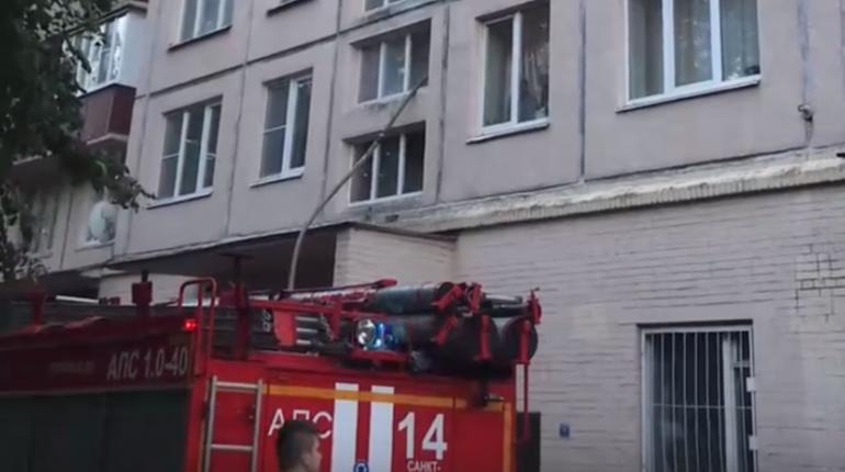 На проспекте Гагарина за 20 минут потушили квартиру