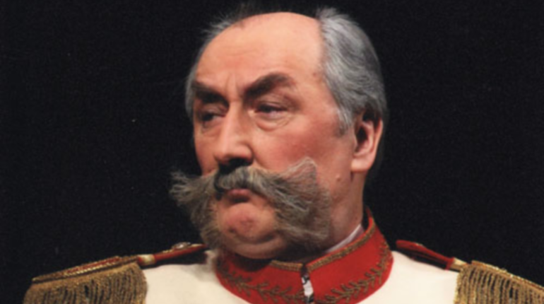 Умер народный артист Борис Клюев