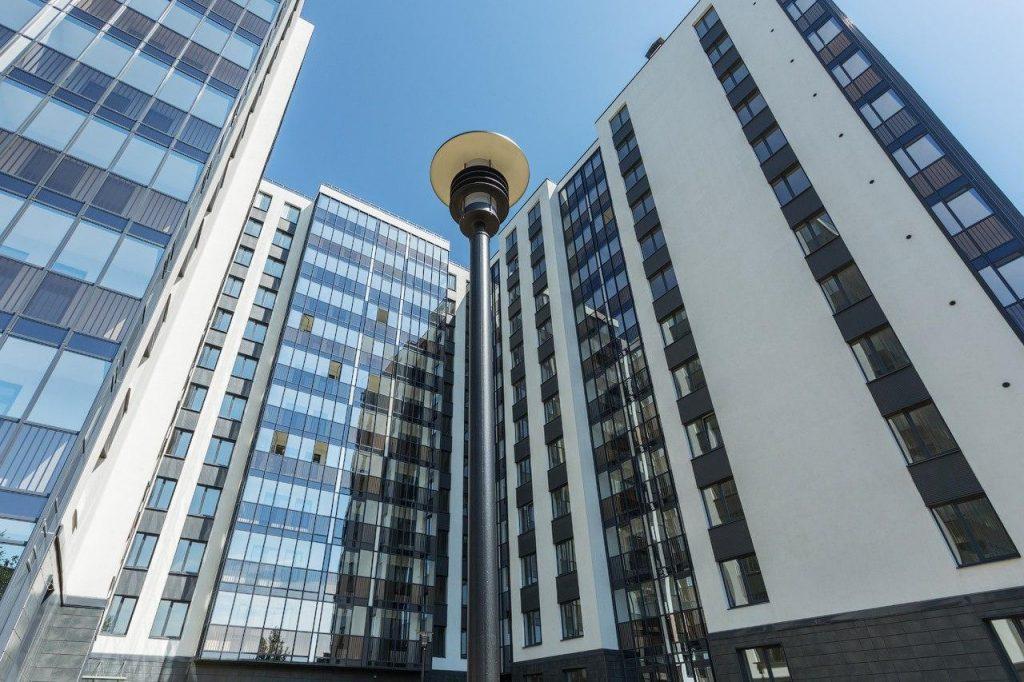 Проекты Setl Group составили треть сданного жилья в Санкт-Петербурге за 2020 год