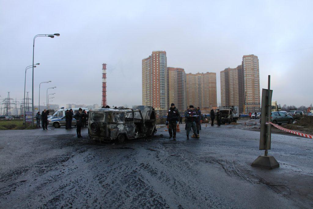 В Петербурге огласят приговор по делу о расстреле омоновцев на Муринской дороге