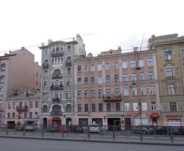Аварийный дом в центре Петербурга превратиться в апарт-комплекс имени Матильды Кшесинской