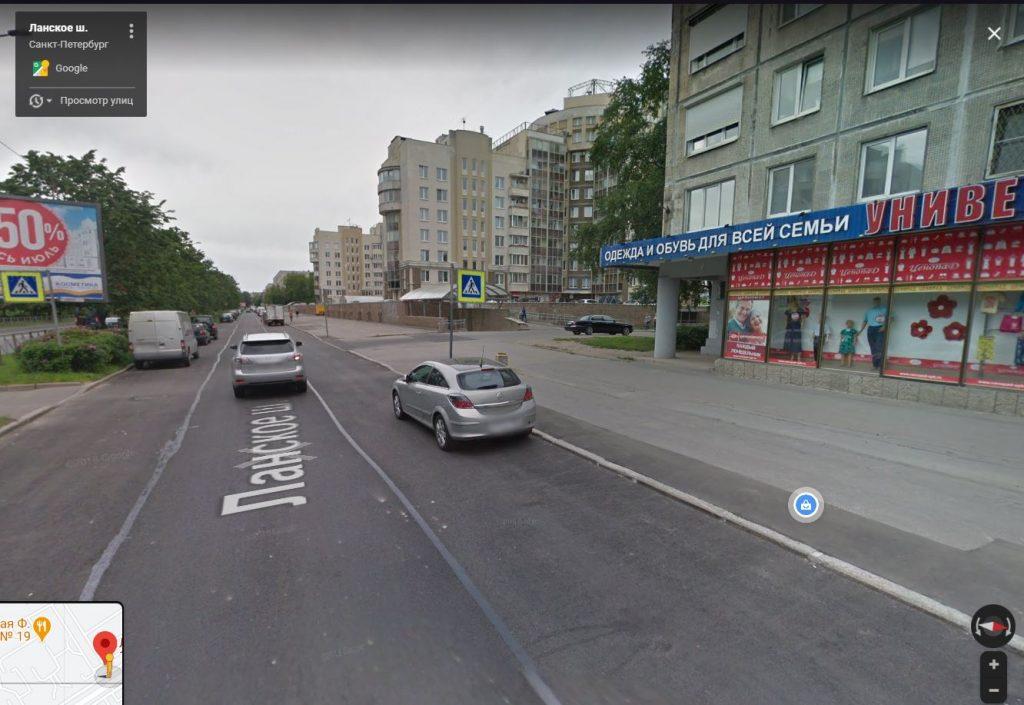 В Приморском районе поймали угонщинка мотоцикла почти за 300 тысяч
