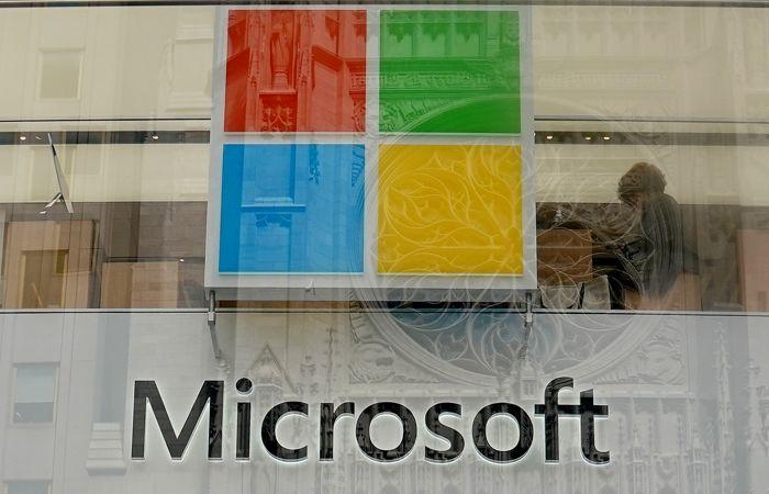 Microsoft . Фото: Reuters
