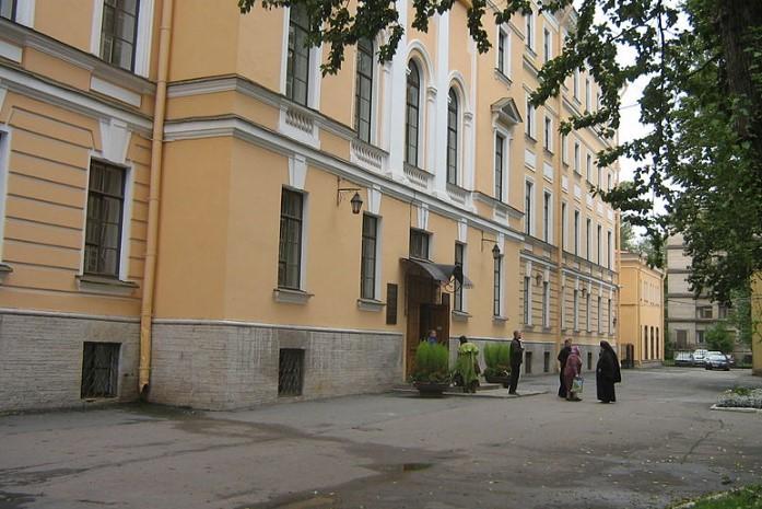 Петербургская духовная академия. Фото: Википедия
