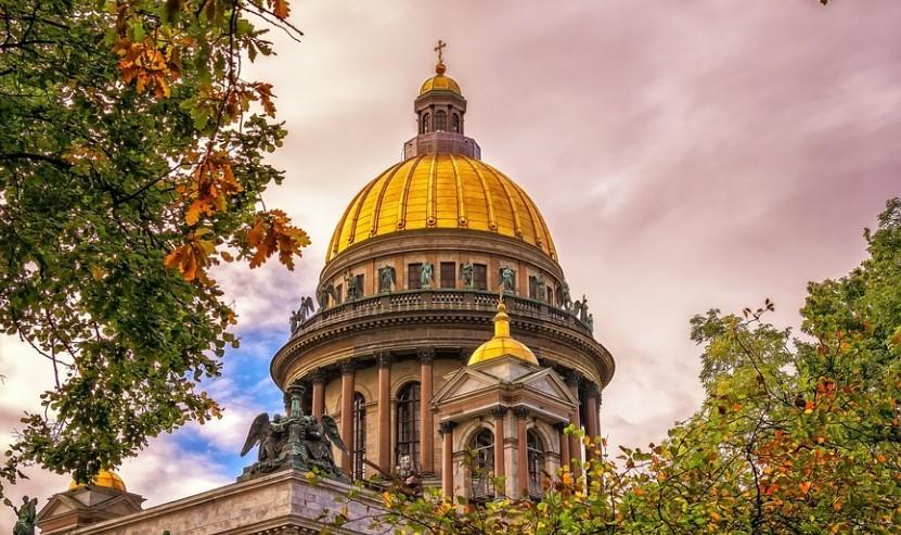 Иссакиевский собор. Фото: Рixabay