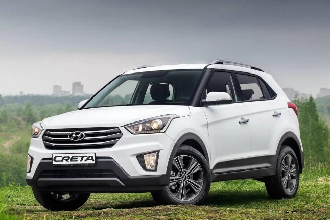 В России подешевели некоторые модели бренда Hyundai