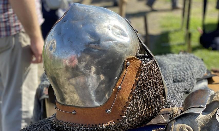 Шлем. Фото: Рixabay