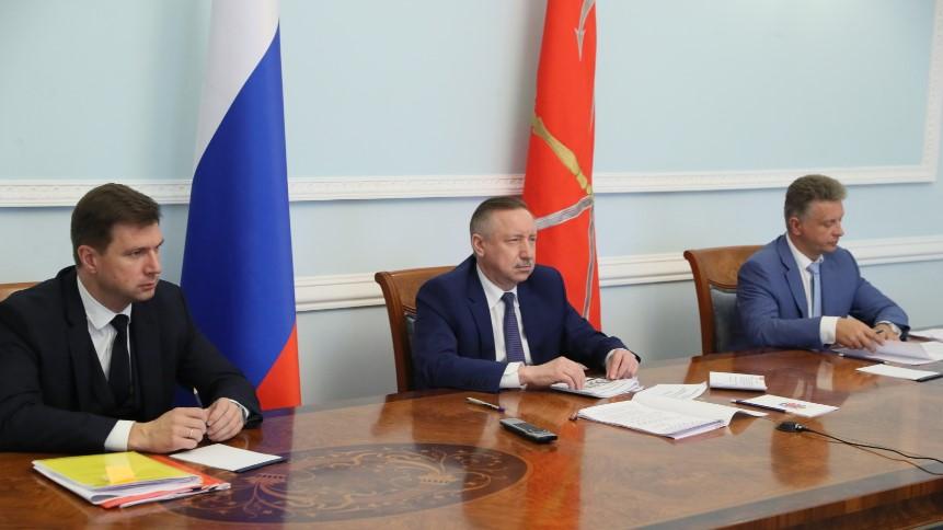 Петербург вошёл в нацпроект «Безопасные и качественные автомобильные дороги»
