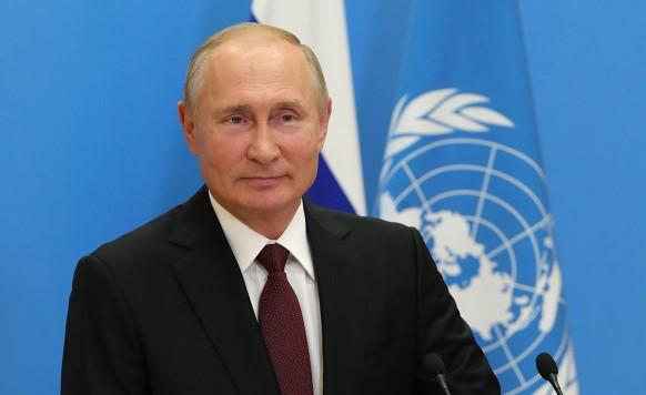 Путин объявил о регистрации вакцины ЭпиВакКорона от COVID-19