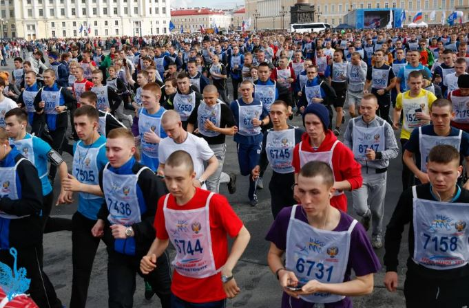 Кросс Нации. Фото: kfis.spb.ru
