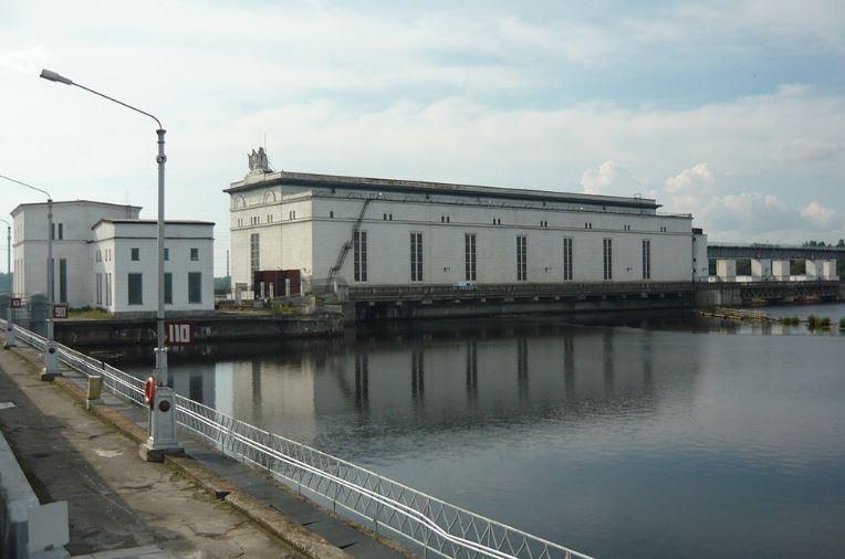 Верхне-Свирская ГЭС. Фото: Википедия.