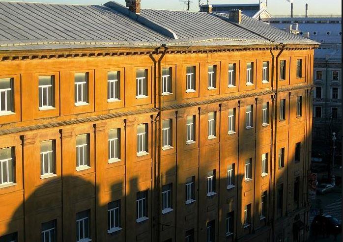 Интендансткие склады. Фото: wikimapia.org