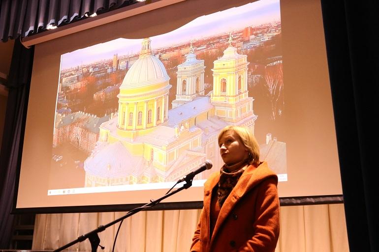 День перенесения мощей святого князя Александра Невского в Петербурге отметили выставкой и концертом