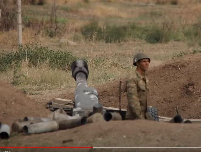 Журналисты под обстрелом: что происходит в Нагорном Карабахе 1 октября