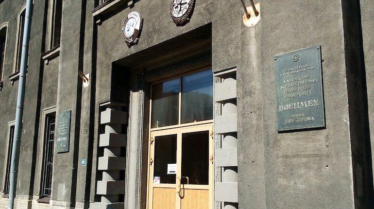 «Минеры» достигли Военмех — студенты сидят дома