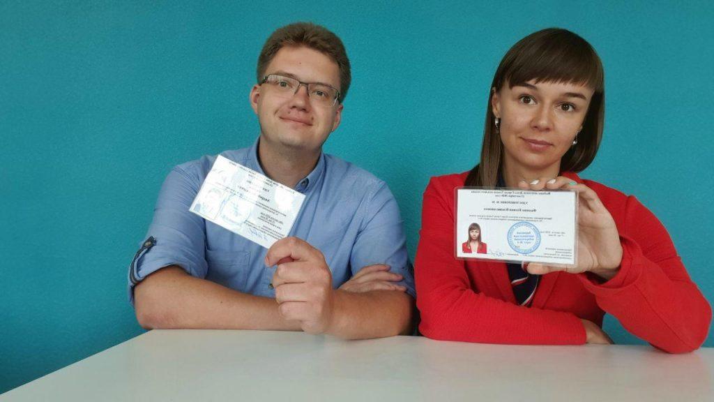 Глава штаба Навального в Томске лидирует на выборах в госдуму