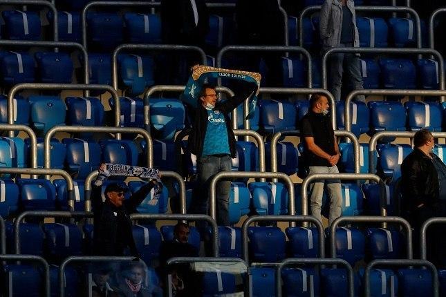 «Зенит» уступает после первого тайма в дебютном матче в 2021 году