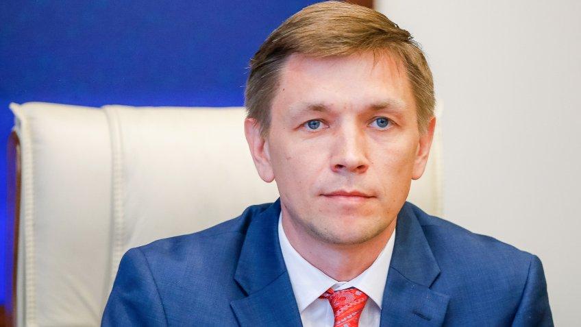Константин Носков. Фото: Минкомсвязи России