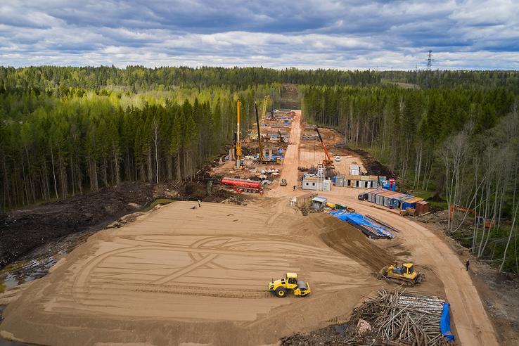 Для ускорения строительства мостов в Ленобласти выделено 350 млн рублей