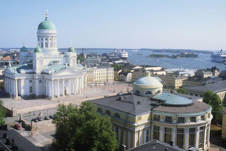 Хельсинки. Фото: e-finland.ru/