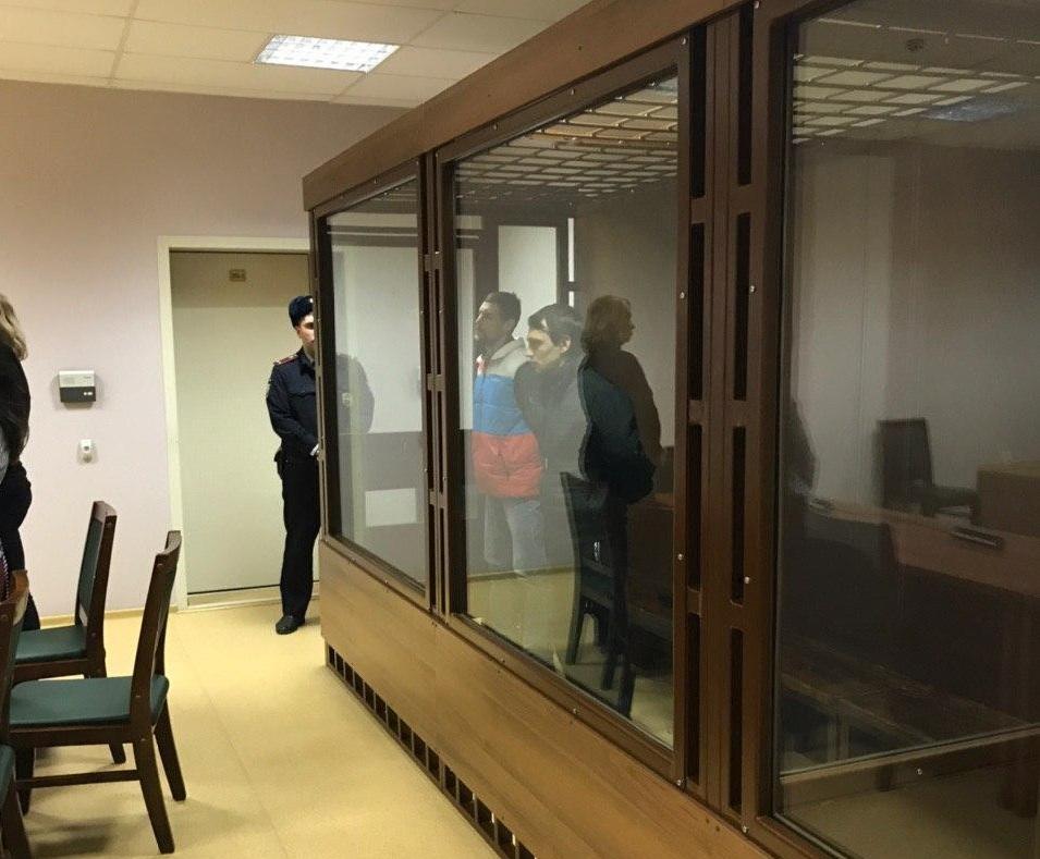 В Петербурге суд отказался менять приговор убийцам близнецов