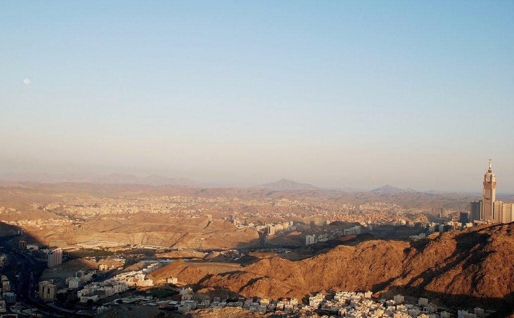 В Саудовской Аравии нашли следы древних людей и животных