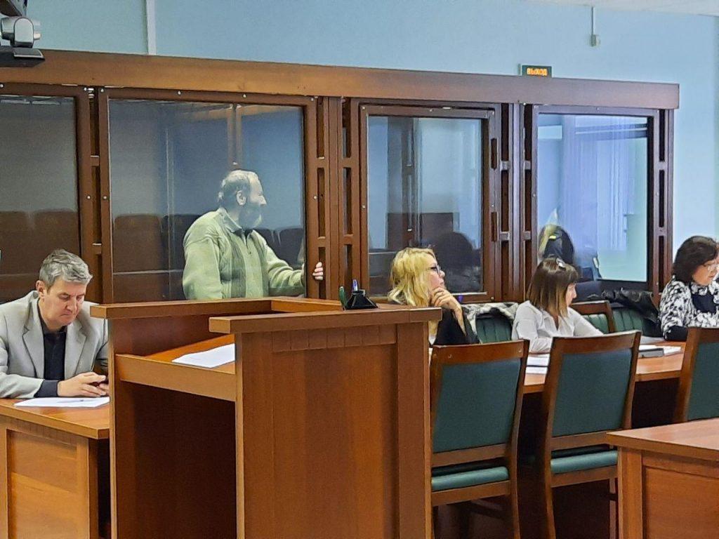 По делу о расстреле омоновцев в Мурино прокурор запросил два пожизненных срока