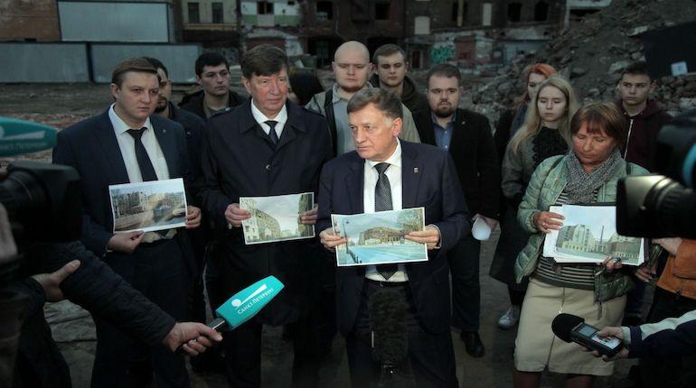 Макаров продолжает «охоту» на застройщиков