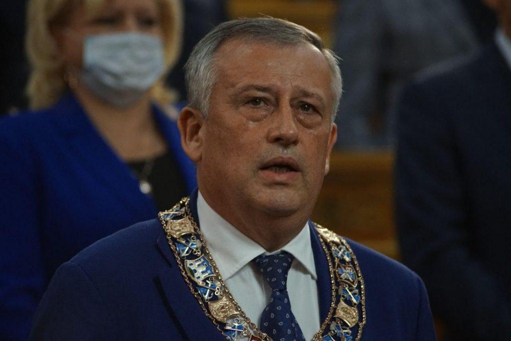 Дрозденко извинился перед жителями за ошибки правительства