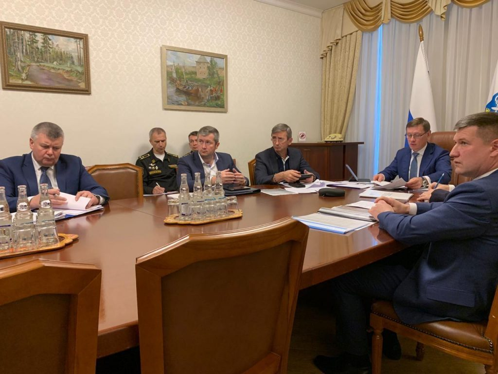 Петербург и Ленобласть презентуют совместную программу транспортного и дорожного развития