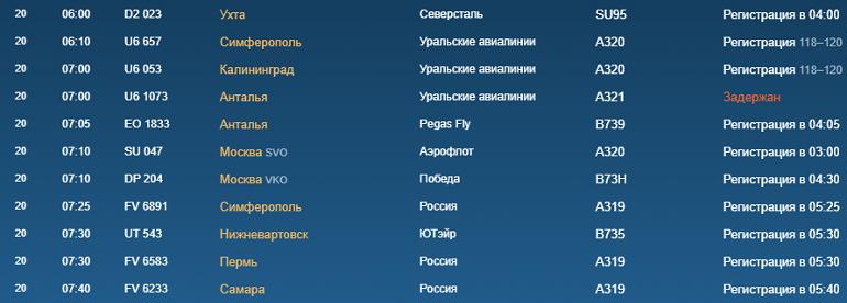 Пулково начинает день с задержек: откладывается полет в Анатлью