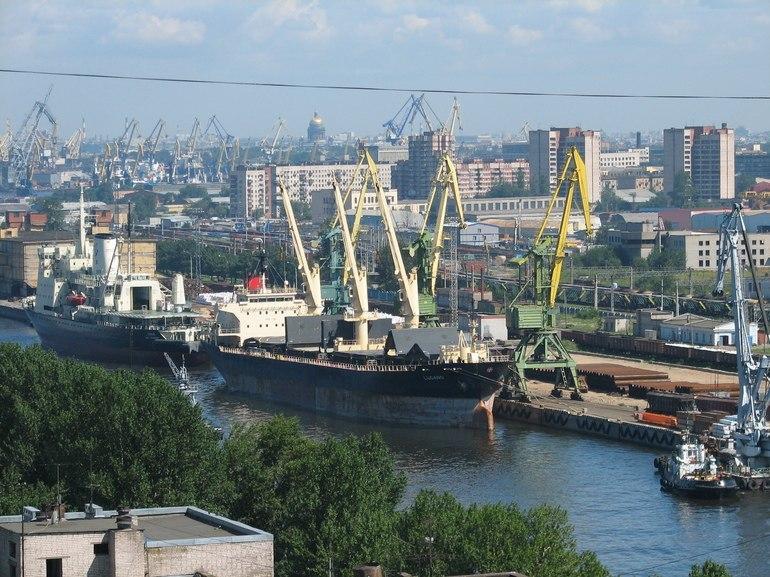 Компании-владельцы активов порта «Витино» заявили о самоликвидации