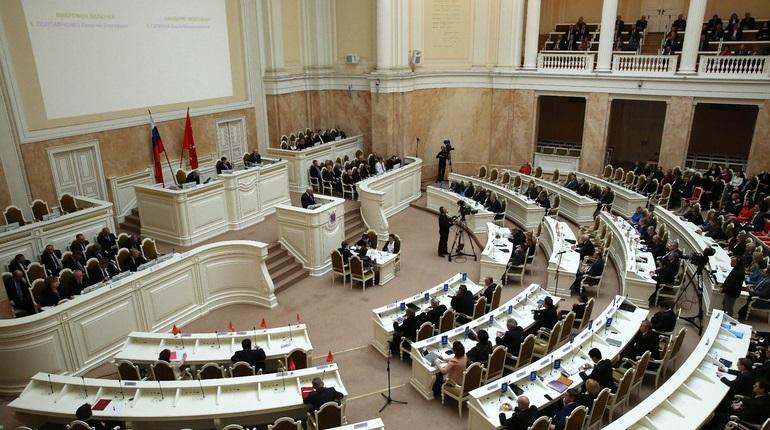 Новый пакет мер поддержки бизнеса утвердили в петербургском ЗакСе