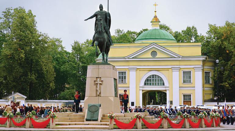 В Петербурге масштабно отпразднуют 800-летие князя Александра Невского