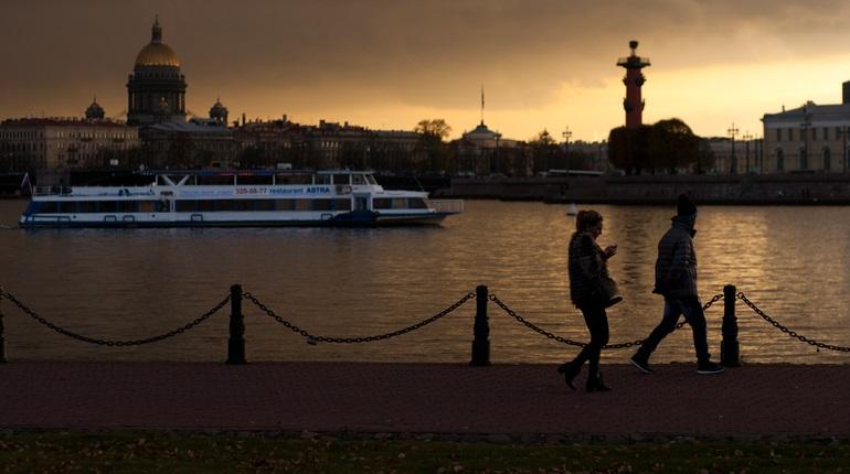Петербург на границе атмосферных вихрей: температурный фон все еще ниже нормы