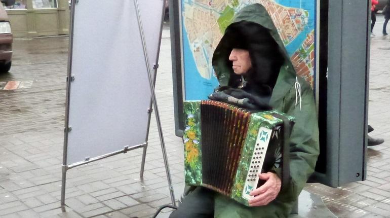 Уличным музыкантам Петербурга предложили убавить децибелы
