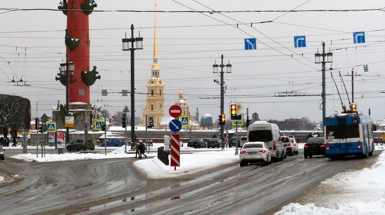 В Петербурге 4 декабря будет значительно теплее, чем 27 лет назад