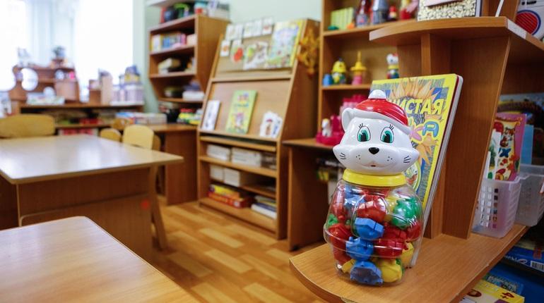 Детский сад на 12 групп построят на Московском шоссе