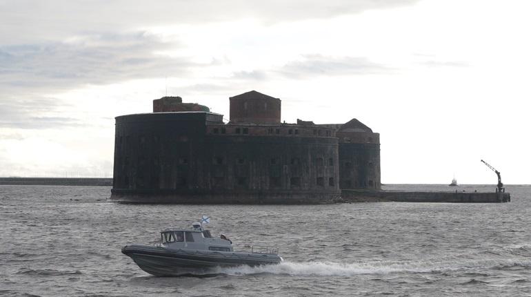Правительство РФ выделит 1 млрд на реконструкцию фортов в Кронштадте