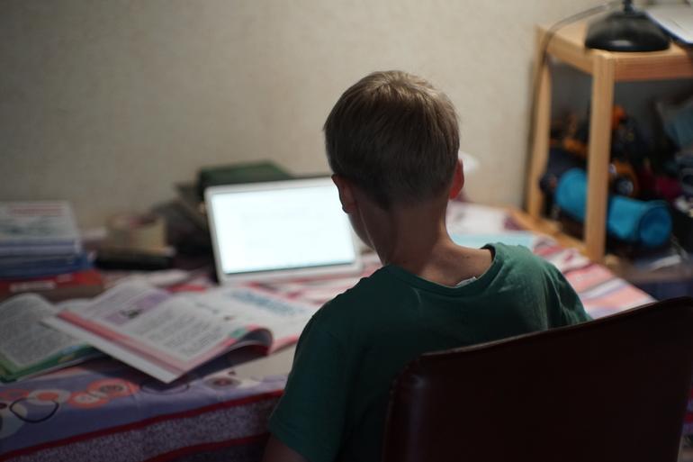 Комобр опроверг фейк о переводе школ на дистанционку
