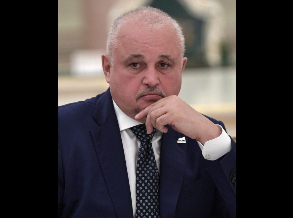 Губернатор Кузбасса получил положительный тест на COVID-19