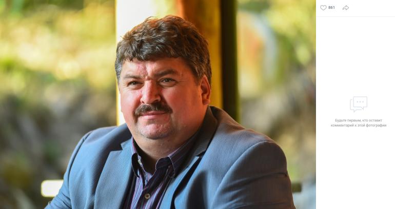 Основатель парка «Рускеала» умер от COVID-19 в Петербурге