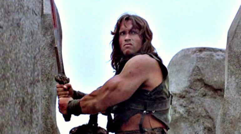 Netflix снимет сериал про Конана-варвара