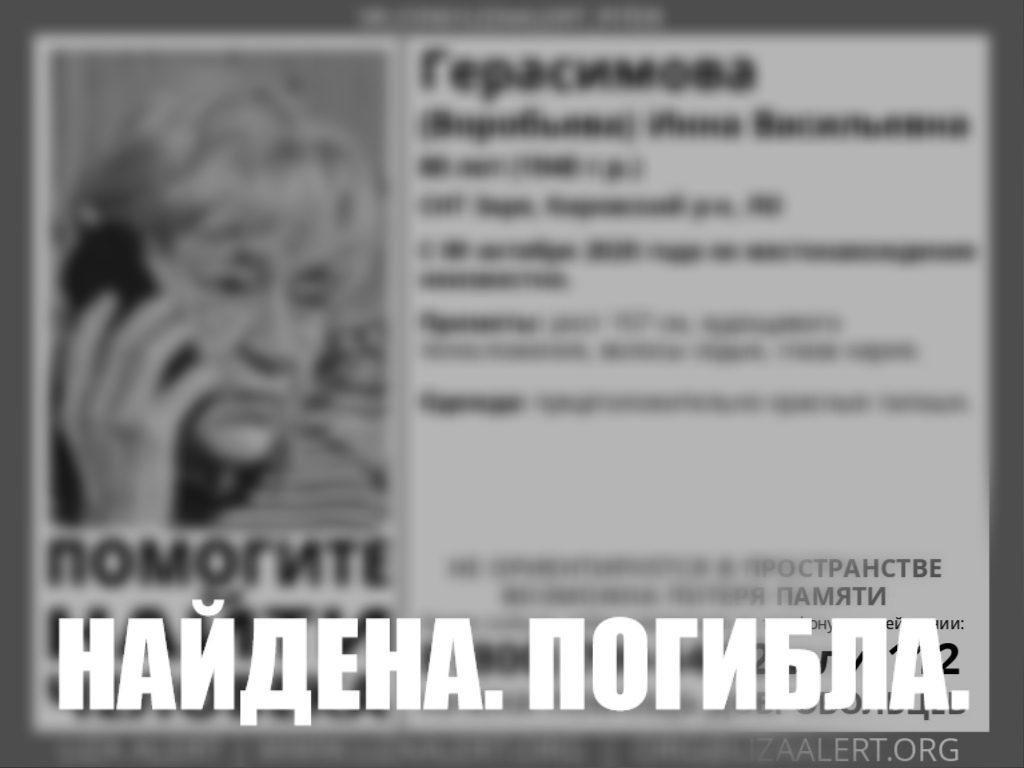 Пропавшую без вести старушку нашли в канаве у дома в Ленобласти