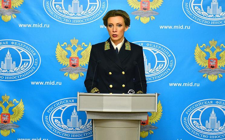 Захарова рекомендовала россиянам воздержаться от поездок за границу