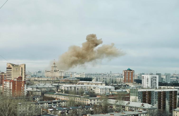 В Челябинске прогремел взрыв в студенческой поликлинике