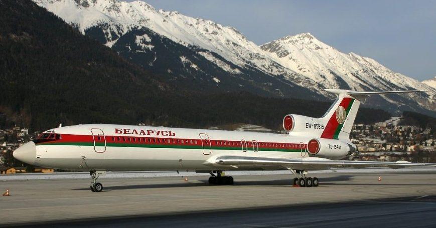 В аэропорте Гамбурга отказались обслуживать самолёт Лукашенко