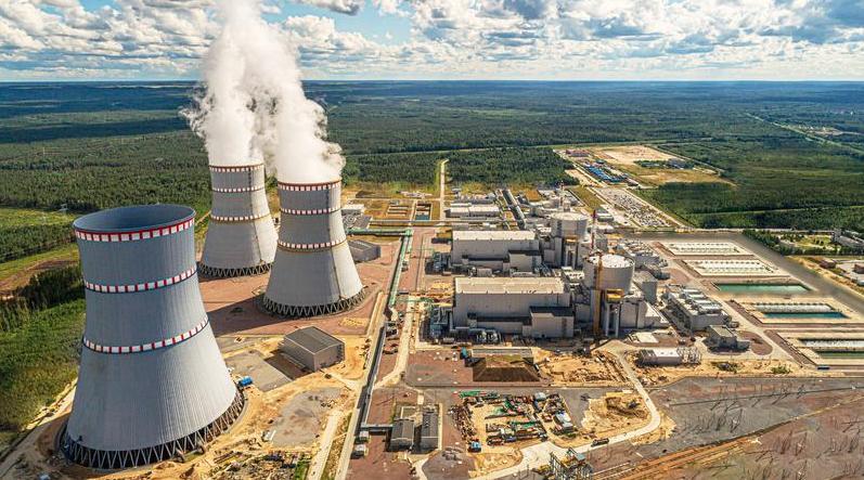 На Ленинградской АЭС запустили новый шестой энергоблок