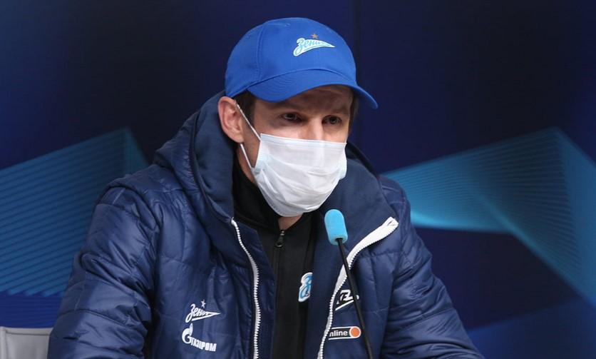 Семак рассказал о травмах игроков «Зенита» перед матчем с «Сочи»