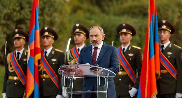 Пашинян предложил решить конфликт в Карабахе «отделением во имя спасения»